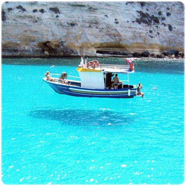 イタリア・ランペドゥーザ島