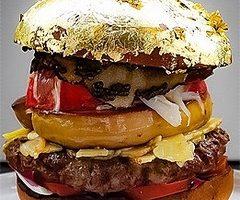 25万円のハンバーガー